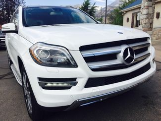 2014 Mercedes-Benz GL 450 GL450 4MATIC LINDON, UT 1