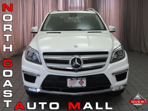 2014 Mercedes-Benz GL 550 4MATIC 4dr GL 550 in Akron, OH