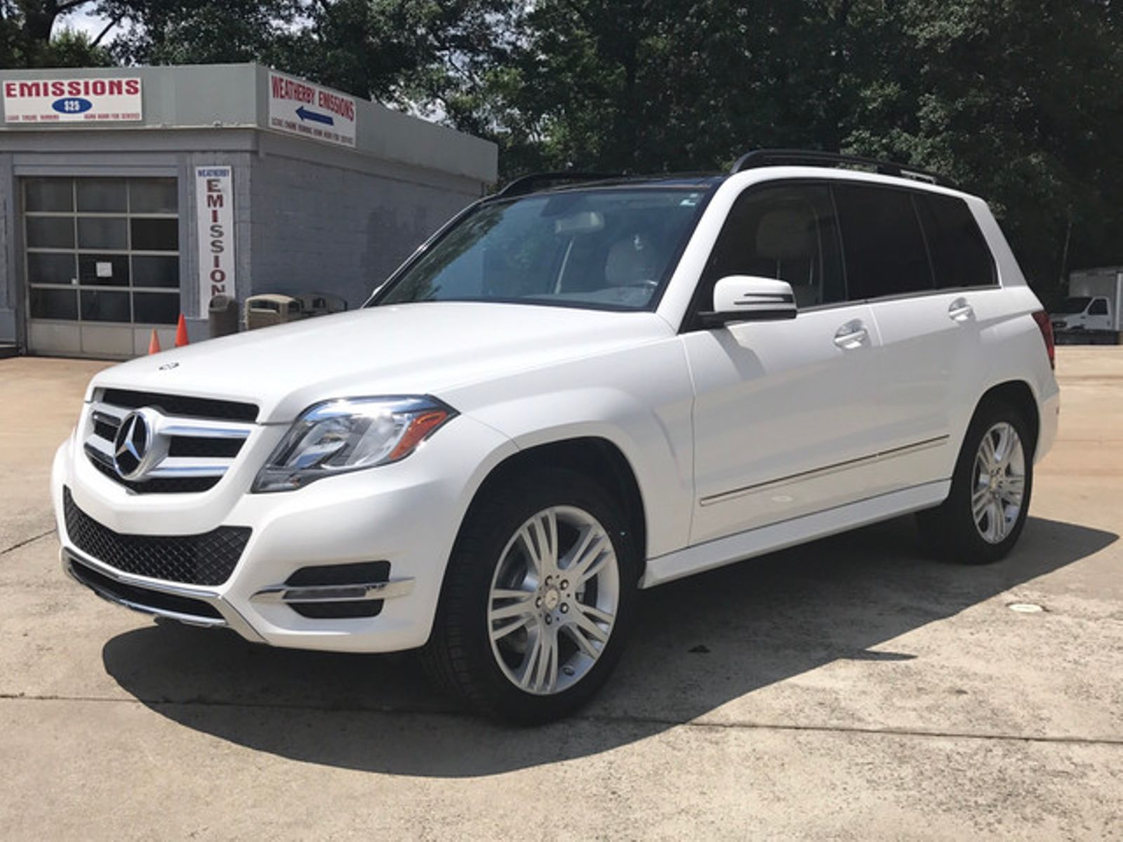 2014 mercedes benz glk 350 keyless go navigation city ga for Mercedes benz marietta ga