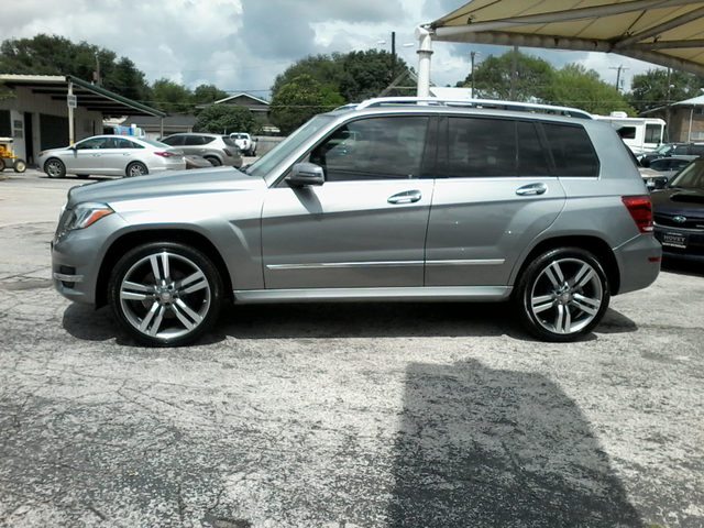 2014 Mercedes-Benz GLK 350 SPORT PANO ROOF & MORE San Antonio, Texas 4