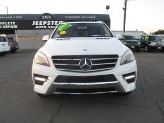 2014 Mercedes-Benz ML 350 Sport Costa Mesa, California 1