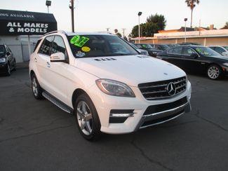 2014 Mercedes-Benz ML 350 Sport Costa Mesa, California 2