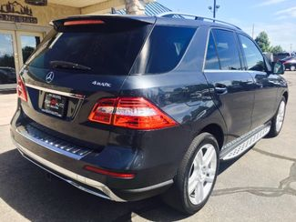 2014 Mercedes-Benz ML 350 ML350 4MATIC LINDON, UT 8