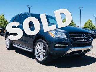 2014 Mercedes-Benz ML 350 ML350 4MATIC LINDON, UT