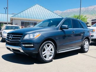 2014 Mercedes-Benz ML 350 ML350 4MATIC LINDON, UT 2