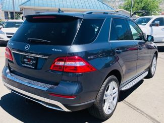 2014 Mercedes-Benz ML 350 ML350 4MATIC LINDON, UT 3