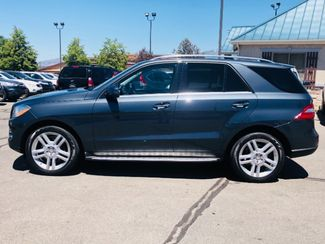2014 Mercedes-Benz ML 350 ML350 4MATIC LINDON, UT 5