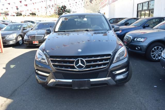 2014 Mercedes-Benz ML 350 ML350 SUV Richmond Hill, New York 2
