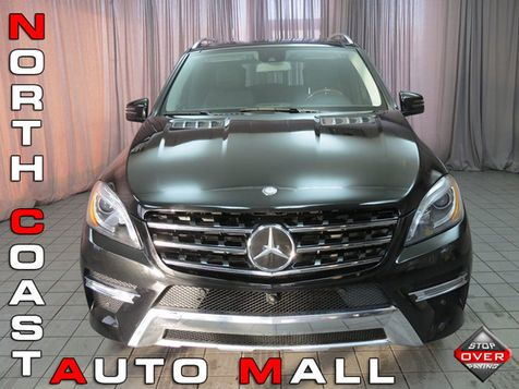 2014 Mercedes-Benz ML 550 ML550 in Akron, OH