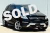 2014 Mercedes-Benz ML350 4MATIC * 1-Owner * P1 * Chrome Pkg * Blind Spot * Plano, Texas