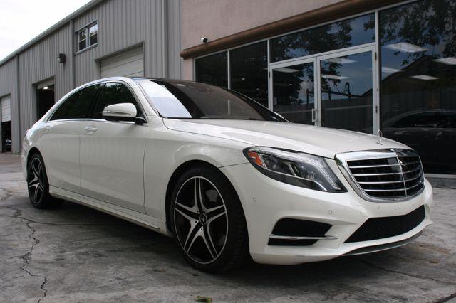 2014 Mercedes-Benz S 550 Houston, Texas 1