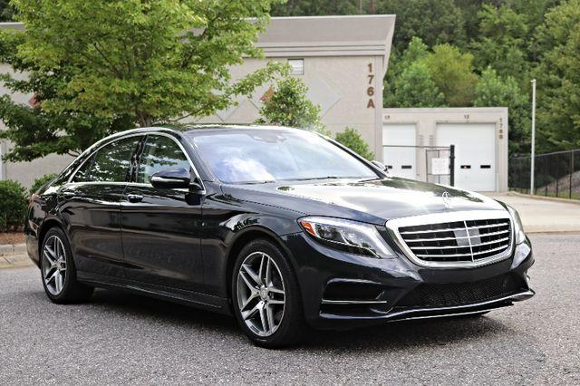2014 Mercedes-Benz S 550 Mooresville, North Carolina 0