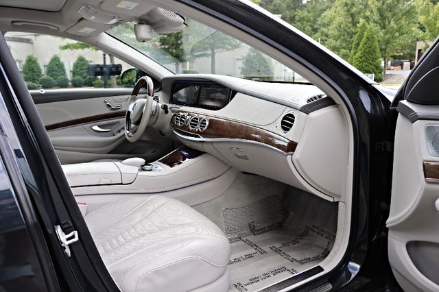 2014 Mercedes-Benz S 550 Mooresville, North Carolina 20