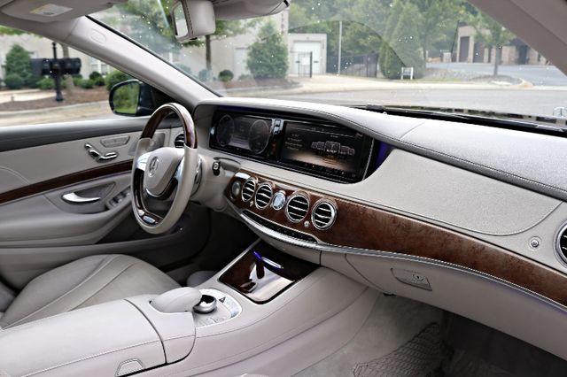 2014 Mercedes-Benz S 550 Mooresville, North Carolina 22