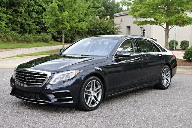 2014 Mercedes-Benz S 550 Mooresville, North Carolina 3