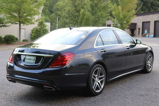 2014 Mercedes-Benz S 550 Mooresville, North Carolina 85