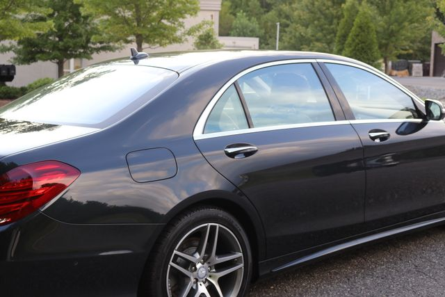 2014 Mercedes-Benz S 550 Mooresville, North Carolina 87