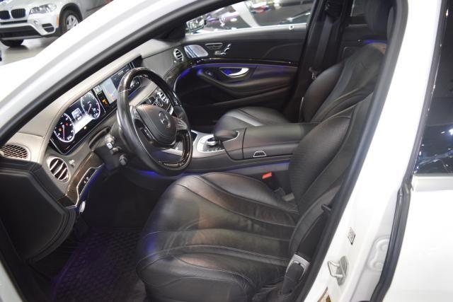 2014 Mercedes-Benz S 550 S550 4MATIC Sedan Richmond Hill, New York 10