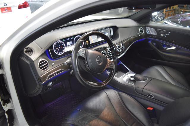 2014 Mercedes-Benz S 550 S550 4MATIC Sedan Richmond Hill, New York 12