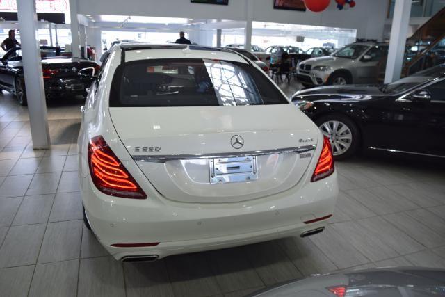 2014 Mercedes-Benz S 550 S550 4MATIC Sedan Richmond Hill, New York 3