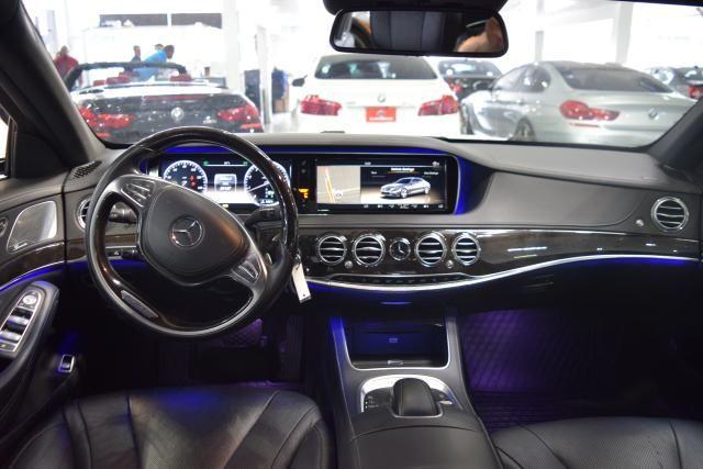 2014 Mercedes-Benz S 550 S550 4MATIC Sedan Richmond Hill, New York 9