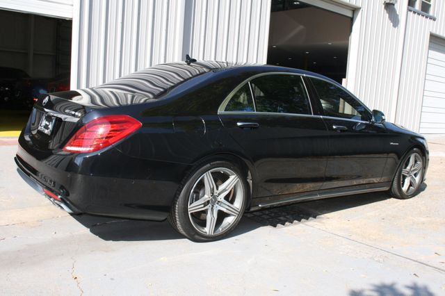 2014 Mercedes-Benz S 63 AMG Houston, Texas 2