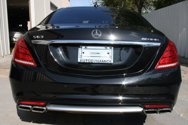 2014 Mercedes-Benz S 63 AMG Houston, Texas 4