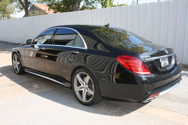 2014 Mercedes-Benz S 63 AMG Houston, Texas 5