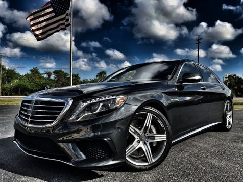 2014 Mercedes-Benz S 63 AMG S63 AMG $152K NEW EXCLUSIVE NAPPA in , Florida