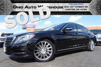 2014 Mercedes-Benz S550 4Matic Pano Roof FACTORY WARRANTY 1-Own We Finance | Canton, Ohio | Ohio Auto Warehouse LLC in  Ohio