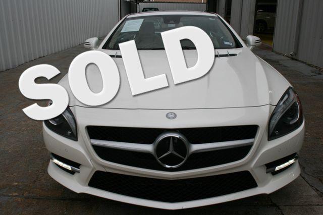 2014 Mercedes-Benz SL 550 Houston, Texas 0