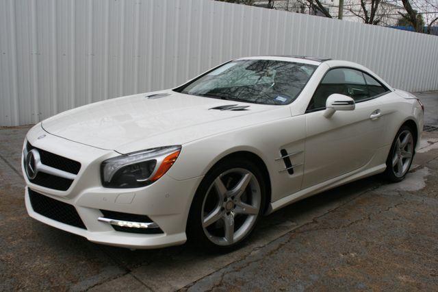 2014 Mercedes-Benz SL 550 Houston, Texas 1