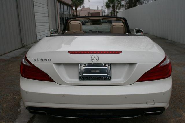 2014 Mercedes-Benz SL 550 Houston, Texas 10