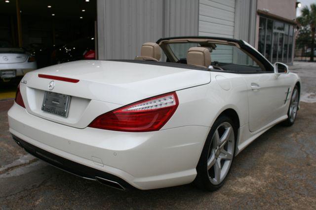2014 Mercedes-Benz SL 550 Houston, Texas 11