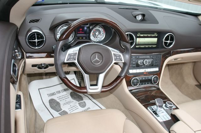 2014 Mercedes-Benz SL 550 Houston, Texas 13