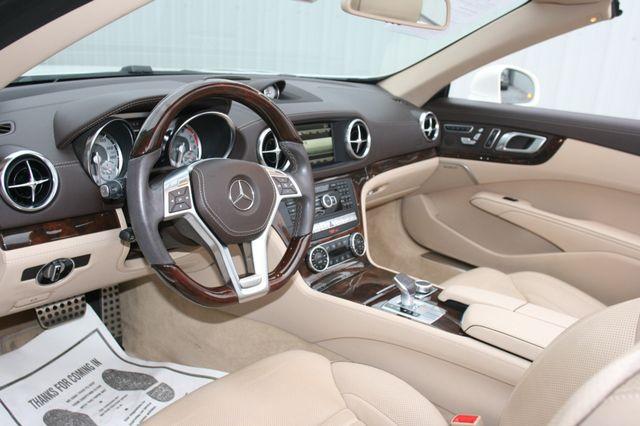 2014 Mercedes-Benz SL 550 Houston, Texas 14