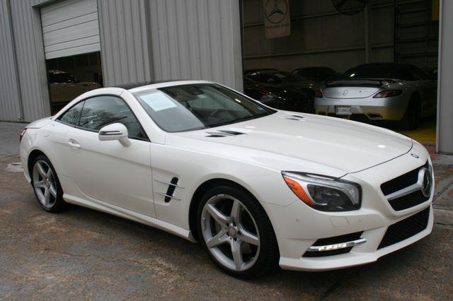 2014 Mercedes-Benz SL 550 Houston, Texas 2