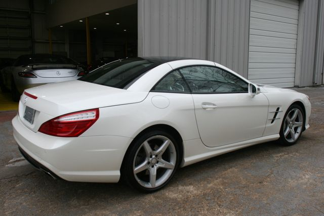 2014 Mercedes-Benz SL 550 Houston, Texas 3