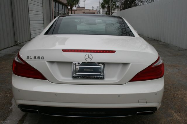 2014 Mercedes-Benz SL 550 Houston, Texas 4