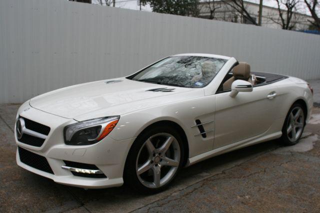 2014 Mercedes-Benz SL 550 Houston, Texas 7
