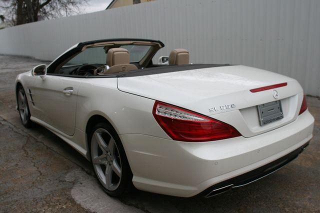 2014 Mercedes-Benz SL 550 Houston, Texas 9