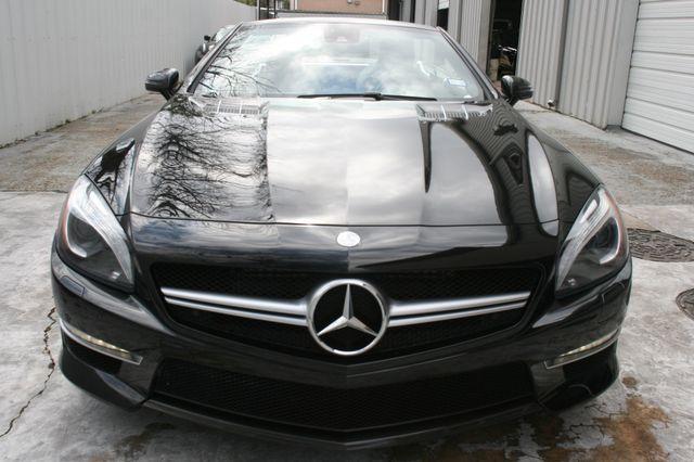 2014 Mercedes-Benz SL 63 AMG Houston, Texas 0