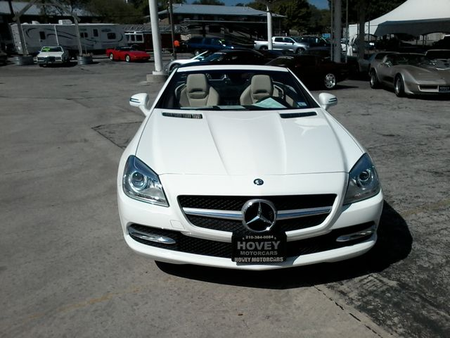 2014 Mercedes-Benz SLK 250 retractable convertible San Antonio, Texas 1