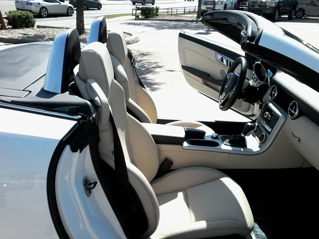 2014 Mercedes-Benz SLK 250 retractable convertible San Antonio, Texas 17