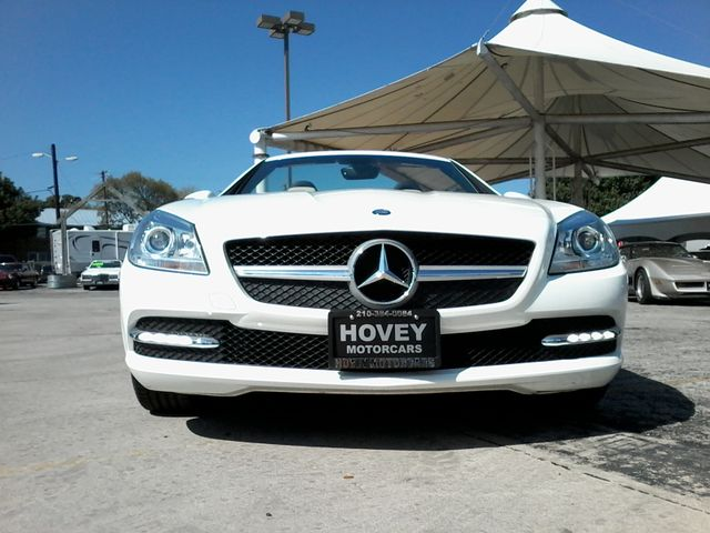 2014 Mercedes-Benz SLK 250 retractable convertible San Antonio, Texas 2