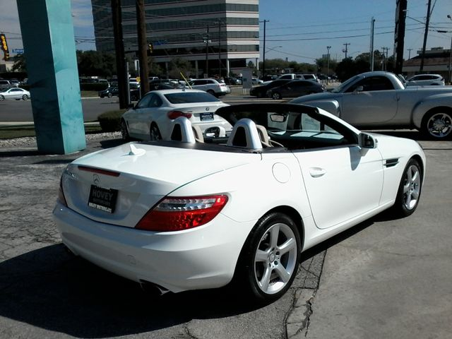 2014 Mercedes-Benz SLK 250 retractable convertible San Antonio, Texas 3
