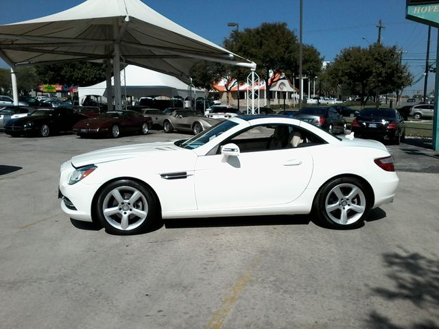 2014 Mercedes-Benz SLK 250 retractable convertible San Antonio, Texas 10