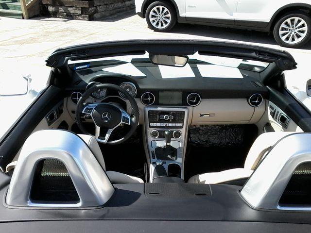 2014 Mercedes-Benz SLK 250 retractable convertible San Antonio, Texas 14