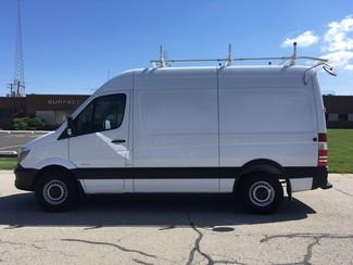 2014 Mercedes-Benz Sprinter Cargo Vans Chicago, Illinois 5