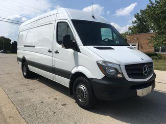 2014 Mercedes-Benz Sprinter Cargo Vans Chicago, Illinois 1